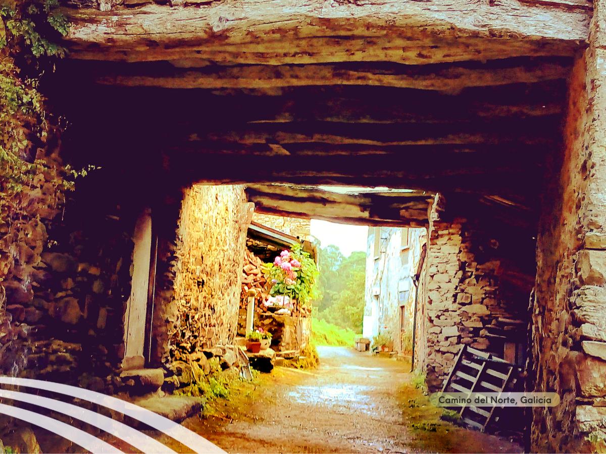 camino del norte, Galicia
